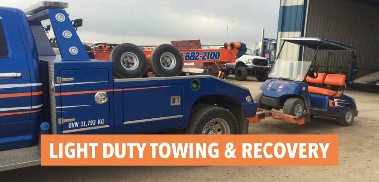 Light Duty Towing & Recovery