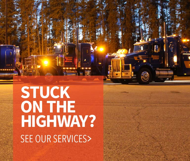 Harold's Towing - Heavy Duty Towing & Recovery Grande Prairie, AB