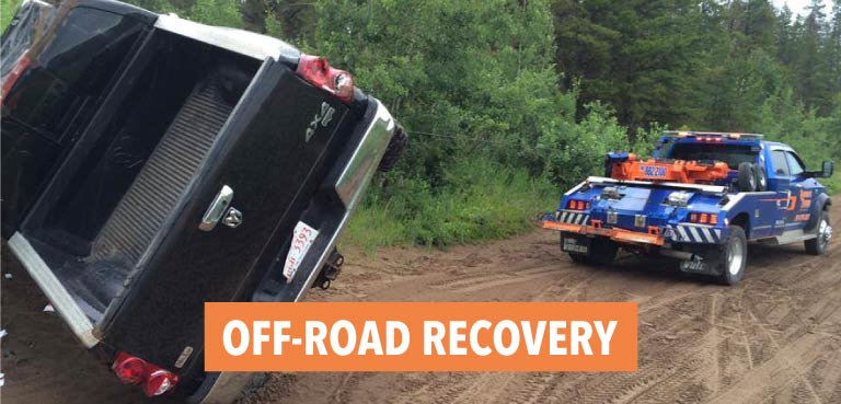 Off Road Recovery
