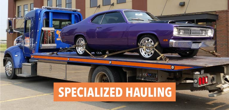 Specialized Hauling