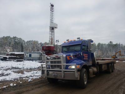 Alberta's Energy Sector keeps us busy